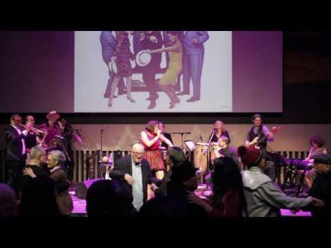"""Bodega Cat"" ¡Vaya! 63 : David Rubenstein Atrium at Lincoln Center (3/24/17)"