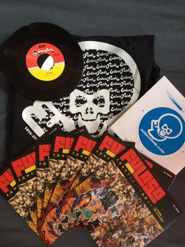 Fulaso Vinyl!