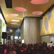 David Rubenstein Atrium  at Lincoln Center