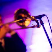 Pat Hall Trombone - Matei Horvath Photography