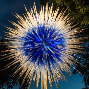 CHIHULY Nights » New York Botanical Garden